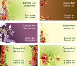 template kartu nama  5 300x259 Template Kartu Nama #5