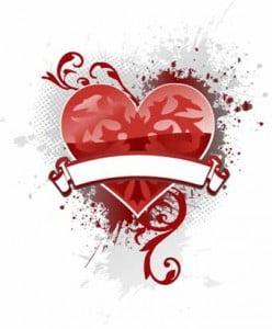 Vector Heart #1