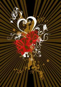 Vector Heart #15