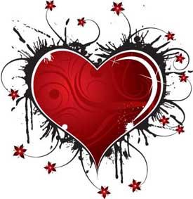 Vector Heart #2