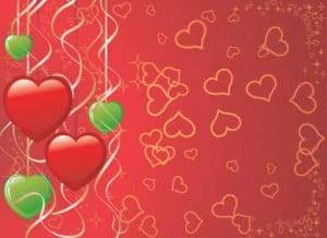 Vector Heart #5