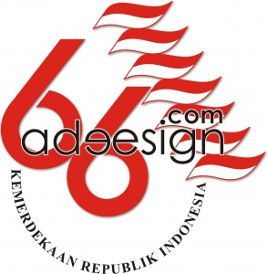 Download Logo Vector dan Tema HUT Republik Indonesia Ke-66