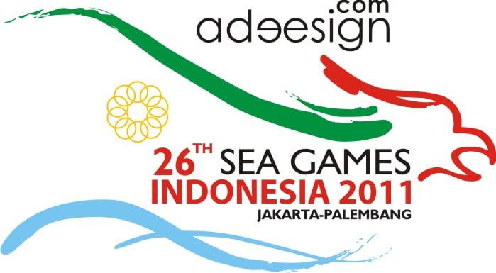 Download Logo Sea Games Ke 26 Th 2011 di Palembang Indonesia