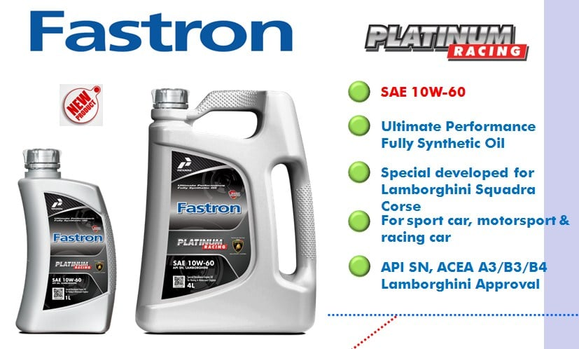 Fastron Platinum Racing