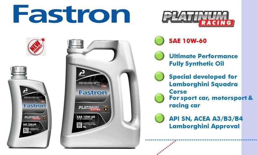 Fastron Platinum Racing